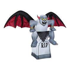 Gemmy�5.51-ft Lighted Halloween Inflatable $85.00