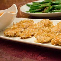 Rice Krispies Chicken Strips - Gluten Free
