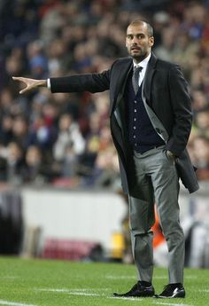 Pep Guardiola One of six to win the UEFA championship as a player and as a coach.