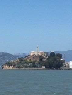 I love the story that is Alcatraz.. Just think  about it - a prison built on an island for notorious criminals surrounded by shark infested waters...
