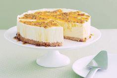 Frozen Mango And Lime Cheesecake Recipe - Taste.com.au