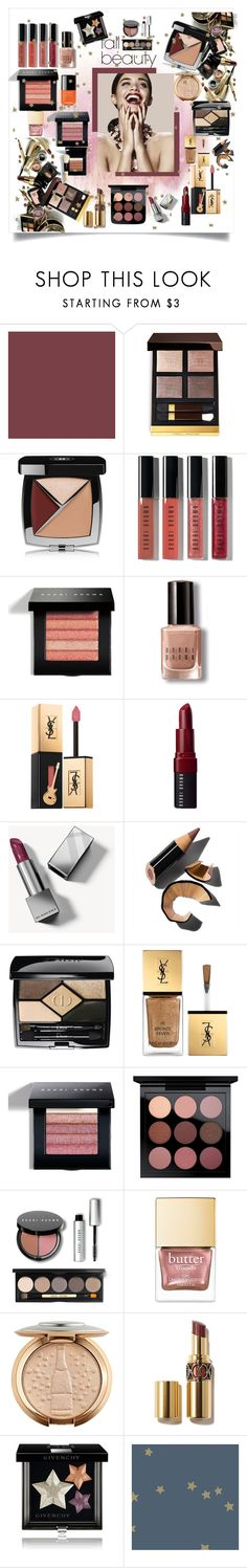 """""""Be A Fall Beauty"""" by onesweetthing ❤ liked on Polyvore featuring beauty, Tom Ford, Chanel, Bobbi Brown Cosmetics, Yves Saint Laurent, Burberry, Christian Dior, Givenchy, YSL and Dior"""