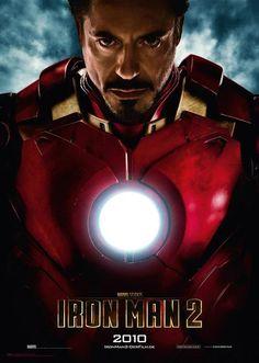 Movie, Iron Man(鋼鐵人)(鋼鐵俠)(鐵甲奇俠), 電影海報