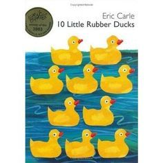 Discover fun and easy Eric Carle activities to do with your child! Here are a few ways to create art, games and activities inspired by the popular children's picture book author and illustrator Eric Carle. Eric Carle, One Duck, Beloved Book, Little Duck, Alphabet Crafts, Art Crafts, Author Studies, Unit Studies, Preschool Lessons