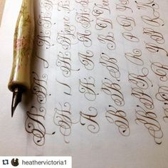 Image result for italian hand Calligraphy exemplars