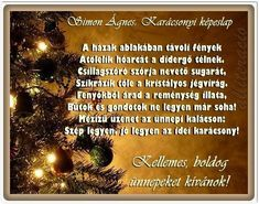 karácsony, szép, képek, képeslapok, versek, feliratos, Winter Christmas, Christmas Tree, Diy Nativity, Diy And Crafts, Holiday Decor, Google, Scene, Bright, Gifts