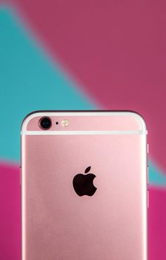 The Rose Gold iPhone 6S