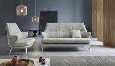 Wyjątkowa sofa oraz fotel z kolekcji Passion. Zaprojektowane z pasją i dbałością o najmniejsze detale, przez designerów marki #ArisConcept. Wyraźnie nawiązuje do sknadynawskiego stylu, ciekawą formą nieco bardziej przysadzistą na wysokości siedziska i lżejszą oraz węższą przy górnej części oparcia. Love Seat, Passion, Couch, Room, Furniture, Home Decor, Drawing Rooms, Homemade Home Decor, Sofa