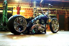 Outrageous Matt Hotch Designs V-Lux Chopper