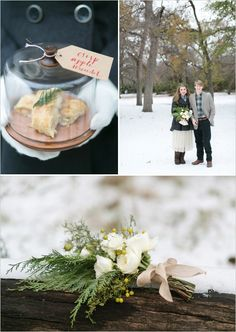 Wonderful Winter Wedding Ideas published on Wedding Chicks. http://www.weddingchicks.com/2013/12/24/wonderful-winter-wedding-ideas/ Florals by The Southern Table, Dallas, Tx