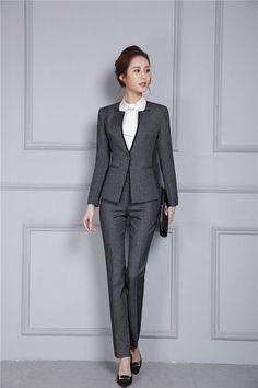 business attire for women Business Professional Outfits, Business Attire, Business Fashion, Business Women, Office Attire Women, Office Wear, Outfit Office, Office Uniform, Work Attire