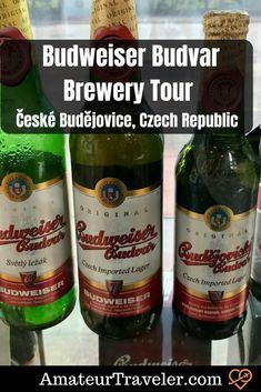 Budweiser Budvar Brewery Tour - České Budějovice, Czech Republic #czech #czech-republic #beer #travel