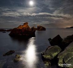 Mediterranean Full Moon by Enrico Coco on 500px