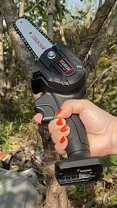 Electric Chainsaw, Diy Home Repair, Outdoor Tools, Wood Cutting, Life Hacks, Pure Products, Mini, Shopping, Fruits And Vegetables