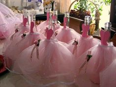 25 New Ideas Pink Bridal Shower Centerpieces Colour Pink Wedding Centerpieces, Wine Bottle Centerpieces, Quinceanera Centerpieces, Quinceanera Party, Bridal Shower Decorations, Wedding Decorations, Tutu Centerpieces, Quinceanera Planning, Quince Decorations