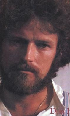 Don Henley - There's no doubt that man can sing!!!