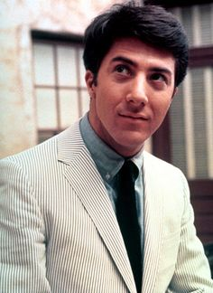 there was always something about younger Dustin Hoffman that made me swoon a little bit.