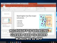 """#tech #technology #news #breakingnewshttps://goo.gl/saqkD3 """"One of the most popular feature requests (more than 20000 votes) for Windows 10 is tabs in File Explorer. Microsoft has resisted adding tabs to File Explorer and apps in general for years after originally introducing tabs in Internet Explorer 6 with a toolbar extension back in 2005. That resistance is about to change in a big way. Microsoft is planning to add tabs to apps in Windows 10 allowing you to group together apps in a better…"""