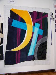 Quilt or Dye: Nancy Crow