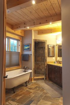 Barn Home Photos | Timber Frame Home Pictures | Yankee Post & Beam
