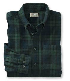 The Daily Prep: 2014 L.L. Bean Scotch Plaid Flannel Shirts and Chamois Cloth Shirts