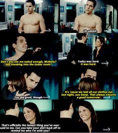 Rookie Blue S6 E5 ❤️ them so much!!