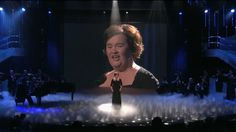 Susan Boyle singing wildhorses at America's got talent from youtube