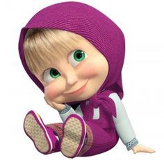 Masha and the bear.. daughter loves it! cute russian cartoon