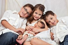 4 Beautiful children!