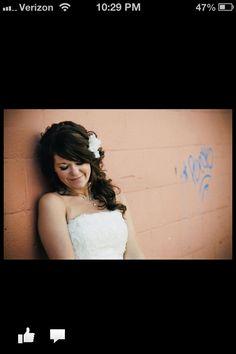 Bridal hair Amy Livingston- Salon Nuage