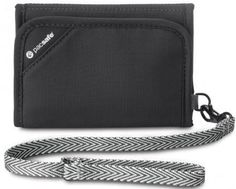 Pacsafe Trifold Wallet $40