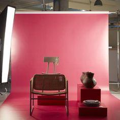 Une chaise en fibres naturelles, collection Industriell par Piet Hein Eek x IKEA
