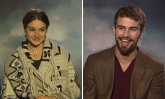 "Shailene Woodley und Theo James in ""Die Bestimmung - Insurgent"""