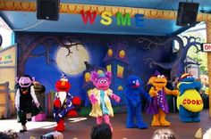 Sesame Place in Langhorne, PA