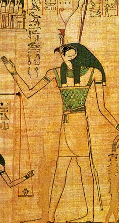 Horus was often the ancient Egyptians' national patron god. Ancient Egyptian Artifacts, Ancient Myths, Egyptian Symbols, Ancient Art, Ancient History, Art History, Legends And Myths, Egyptian Mythology, World Religions