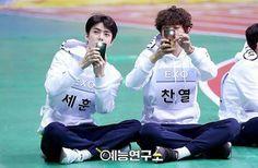 Sehun + Chanyeol