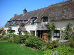 Porlock Weir cottages