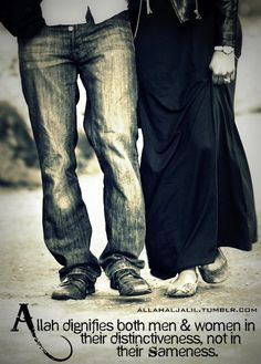 Men and women in Islam Islamic Qoutes, Islamic Inspirational Quotes, Religious Quotes, Respect Your Wife, Islam Women, Love In Islam, Learn Islam, Islam Religion, Knowledge And Wisdom