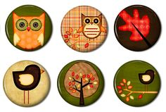 Hey, I found this really awesome Etsy listing at https://www.etsy.com/listing/85181712/fridge-magnets-set-of-6-feels-like-fall