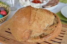 Paine cu faina integrala | Savori Urbane Cooking Bread, Cooking Recipes, Bakery, Food And Drink, Pizza, Favorite Recipes, Meals, Cabana, Healthy Food