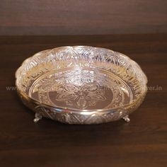 AstaLakshmi Pooja Plate With Stand – onesilver. Plastic Canvas Ornaments, Stained Glass Ornaments, Silver Ornaments, Wire Ornaments, Fabric Ornaments, Lawn Ornaments, Flower Ornaments, Hood Ornaments, Silver Pooja Items