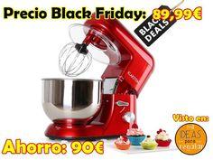 #BlackFriday Robot de cocina multifunción 1200W http://ebay.to/2B7OQAb