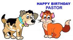 Pastor   Children & Infantiles - Happy Birthday