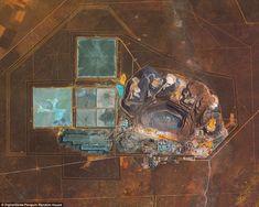 The Jwaneng Diamond Mine in Botswana is the richest diamond mine in the world…
