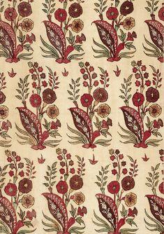 V&A indian textile print