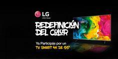 Musimundo.com - Ganate un TV SMART 4K LG!