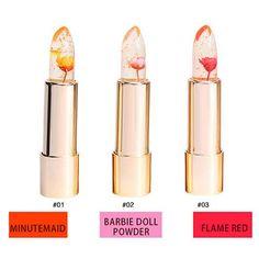 Flower Lipstick - Magic Color Temperature Change