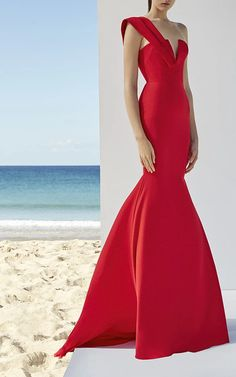 Bradford Gown by ALEX PERRY for Preorder on Moda Operandi