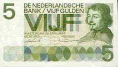 Nederlands geld uit de jaren 50 tot 70