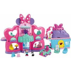 Minnie Mouse Kitchen Cooking Games For Kids Playsets For Girls ...